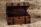 Open vintage chest
